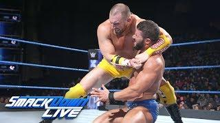 Bobby Roode And Mojo Rawley Scheduled For Singles Match Next Week On Raw