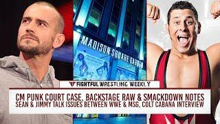 Fightful Wrestling Weekly 6/8: CM Punk, Cabana, Riddle, Raw/SD, Producers, More