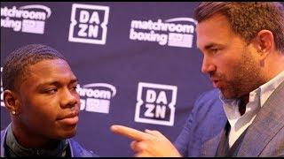 Fight-size Boxing Update: Pro Debut For Otha Jones III Set, Thomas Mattice, Oscar De La Hoya Praises Daniel Jacobs
