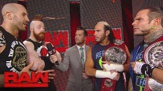 Major Heel Turn In Raw Tag Division At Payback