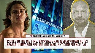Fightful Wrestling Weekly (8/17): Riddle, Kiera Hogan, Raw & SD Producers, Notes, More
