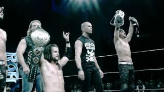 Kazarian: Rekindling Friendship With AJ Styles And Samoa Joe Is Easy
