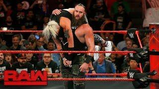 Cruiserweight Crusher Braun Strowman Says Conor McGregor Don't Want None
