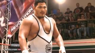 Jeff Cobb Makes His Ring Of Honor Debut