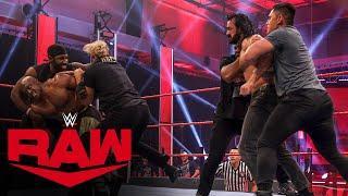 WWE Raw 6/1/20 Results: US Title Match, Champion vs. Champion & Rey Mysterio Addresses Seth Rollins