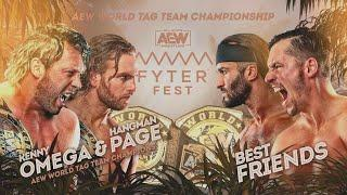 AEW Fyter Fest '20 Night One Results: Three Title Matches, Plus Two More Big Tag Team Matches