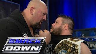 Kevin Owens Is A Big Fan Of The Big Show