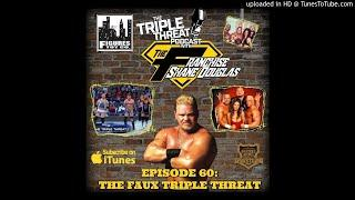 Shane Douglas Goes Off On WWE For Naming Jobbers 'The Triple Threat'