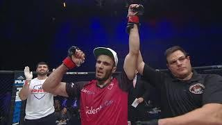 PFL 9 Weigh-In Results, All Fighters Make Weight