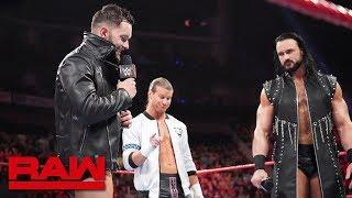 Finn Balor Found Out About His WWE TLC Match Against Drew McIntyre Through Social Media
