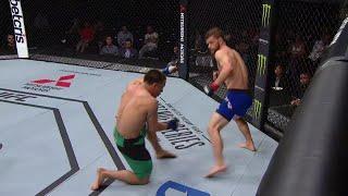 VIDEO: Dustin Ortiz's Record Breaking KO At UFC Mexico City