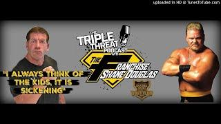 Shane Douglas Offers His Thought On The Rockin' Robin Murder-Suicide