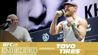 UFC 229 Embedded: Vlog Series - Episode 5 & 6