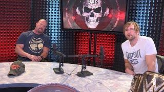 Steve Austin Says Stone Cold Podcast Filled WWE Network Obligation