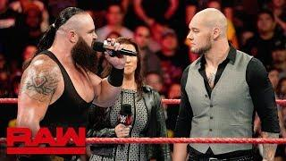 Braun Strowman Faces Baron Corbin In A TLC Bout At WWE TLC; Stakes Announced