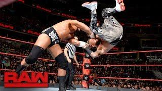 Huge Hoss Mega Battle Tops YouTube Rankings For July 24 RAW; Big Cass Comes Back To Earth