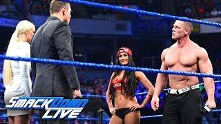 John Cena Praises The Miz For Stepping Up During Their WrestleMania 33 Feud