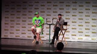 John Cena Says He Would Like To Compete On An NXT Show, Explains How He Came Up With 'You Can't See Me', And More