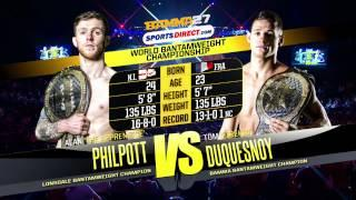 Report: Tom Duquesnoy Injured, Off UFC 232