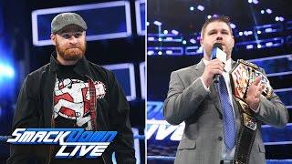 Four Questions Going Into SmackDown Live