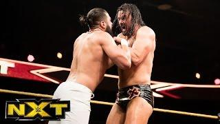 The NXT Brighton Live Event Report Card: Partying with 'Cien'