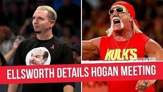 James Ellsworth Addresses Hulk Hogan Meeting With WWE Locker Room