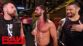 Roman Reigns Was On Board With Dean Ambrose Turning Heel The Night Of His Leukemia Announcement