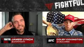 Colby Covington Claims Conor McGregor Is Doing Cocaine & Using Hookers