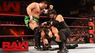 RAW Viewership Up Slightly For July 31st Hoss Battle Triple Threat