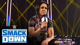 Bayley Shows Off PWI No. 1 Ranking On Her Hair, WWE Untold On Goldberg Set For December | Fight-Size Update