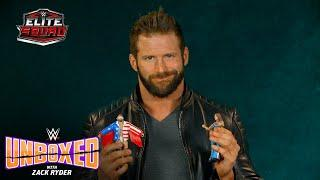 Zack Ryder may be headed for the injured list after hurting his knee again.