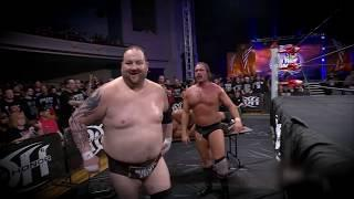Beer City Bruiser revealed in a podcast interview with Chris Jericho how a clause in his father-in-law's will led to him attending an ROH tryout.