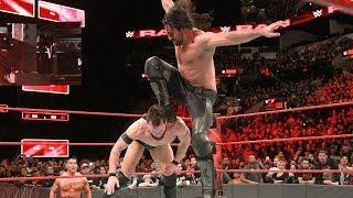 Seth Rollins Kills Rumor That Curb Stomp Finisher Is Banned Again