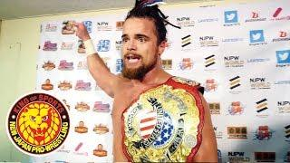 Juice Robinson Says His Most Embarrassing Moment In Wrestling Was Everything That Was 'CJ Parker'