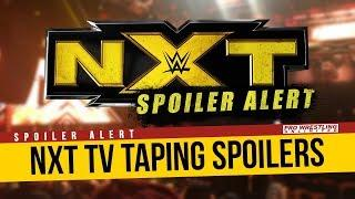 NXT TV Taping Spoilers: Keith Lee In Action, Nikki Cross vs. Candice LeRae, Lars Sullivan Competes
