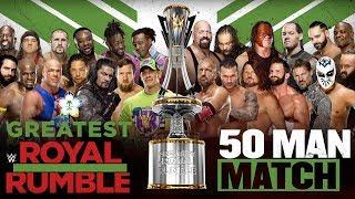 WWE Officially Adds Mark Henry, Rey Mysterio, Khali, Orton, More To Greatest Royal Rumble