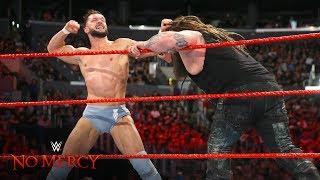 VIDEO: No Mercy Clips: Balor vs. Wyatt, Miz vs. Jordan