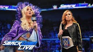 WWE Live Event Results From Dublin, Ireland (5/9/19): Becky Lynch Takes On Charlotte Flair