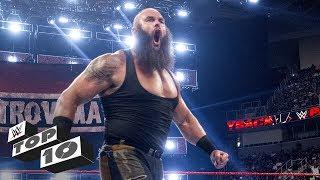 Fight-Size Wrestling Update: Braun Is Strong, Bella Brains, Triple H And Vince On The Mae Young Classic