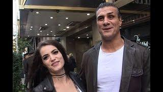 Alberto Del Rio Blames Paige For Making Him Hate Triple H