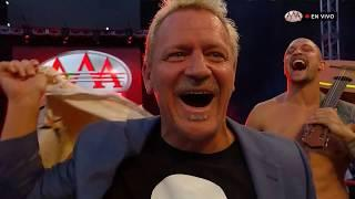 Jeff Jarrett Explains What It Meant To Him To Win The AAA Mega Championship