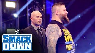 Kevin Owens To Address Roman Reigns Face-To-Face On 1/22 WWE SmackDown