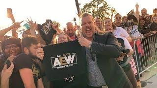 Chris Jericho Says AEW Will Announce The Television Network For Their Weekly Show 'Very Soon'