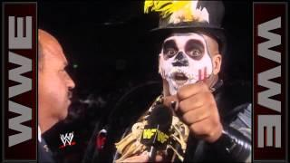 Papa Shango Puts A Curse On 'The Production' At Last Night's AIW Show; Causes Them To Vomit The Black Ooze
