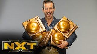 Adam Cole Reflects On Having Shawn Michaels And Triple H As Mentors In NXT