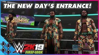 WWE 2K19 Fight Size Update: Gameplay, New Moves And Reversals, Full Ratings, Universe Mode, More
