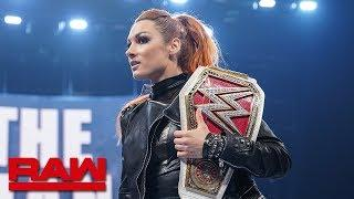 Becky Lynch Breaks Record For Most Combined Days As Raw Women's Champion