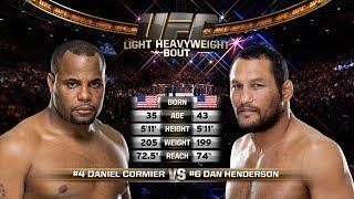 UFC 214 Free Fight: Daniel Cormier vs Dan Henderson