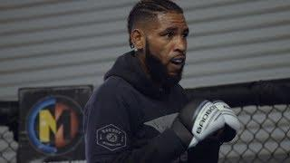 Darrion Caldwell Wants A Featherweight Title Shot