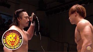 Kota Ibushi vs. Hirooki Goto For NEVER Openweight Championship Set For Final Day Of World Tag League